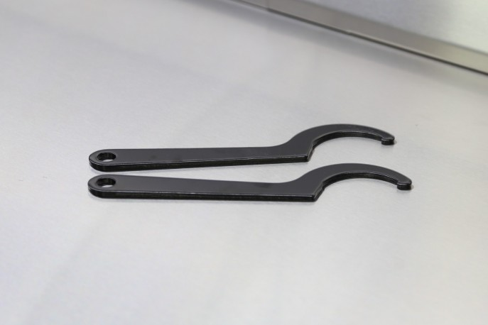 Universal Coilover Spanner Wrench Pair Scale Suspensioncom