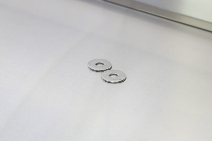 REPLACEMENT TOP PLATE WASHERS (UPPER & LOWER) STAINLESS