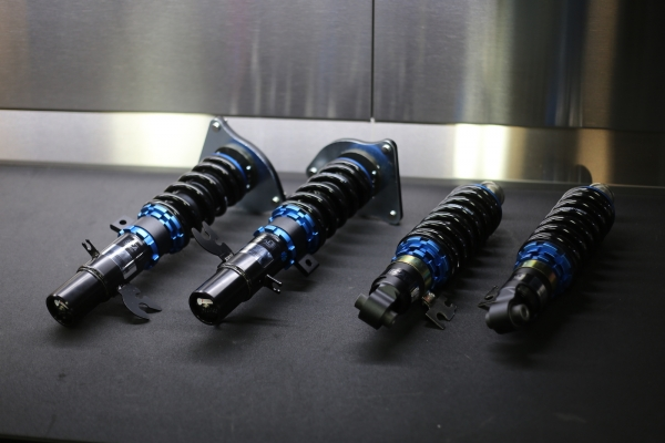 MINI COUNTRYMAN 11+ INNOVATIVE SERIES COILOVER SUSPENSION SYSTEM