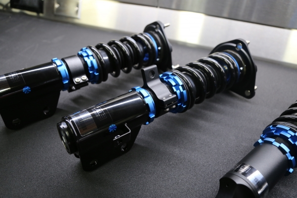 HYUNDAY GENESIS COUPE 10-12 INNOVATIVE SERIES COILOVER SUSPENSION SYSTEM
